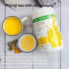 Combo 2 hộp sữa nghệ Hera 500gr