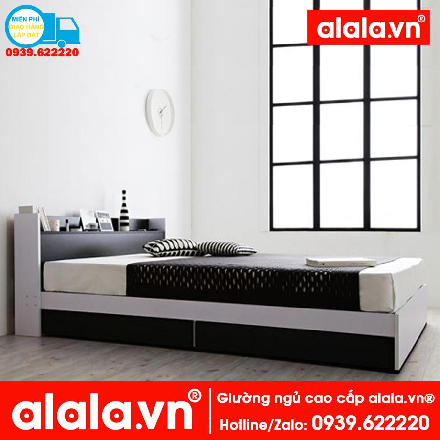 Giường Ngủ Cao Cấp ALALA – Thương hiệu alala.vn® (1m2 x 2m)