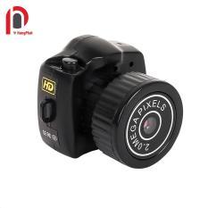 Camera móc khóa MiniDV Hola DT01004 (Đen)