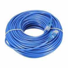 Dây cáp mạng LAN Internet bấm sẵn dài 15m chuẩn cat 5e ( 15 mét )