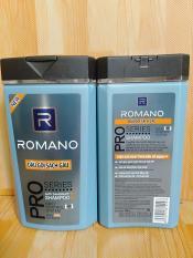 Dầu gội Hương nước hoa gội sạch gàu Romano 180 gr