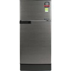 Tủ lạnh Sharp Inverter 165 lít SJ-X176E-DSS – Công nghệ J-Tech Inverter vận hành êm ái, tiết kiệm điện Bộ lọc Nano Ag+ khử mùi, diệt khuẩn vô cùng hiệu quả Tích hợp tính năng làm đá nhanh gấp 2 lần tủ thông thường