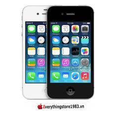Điện thoại Apple iPhone 4- 8GB – phiên bản quốc tế – Everything store 1983 – Bao đổi trả (Màu ngẫu nhiên trắng/đen) – Tặng cáp sạc