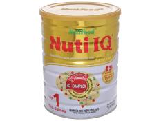 Sữa Bột Nutifood Nuti IQ Gold 1 – Lon 900g (Cho trẻ 0-6 tháng tuổi)