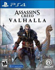 [PS4-US] Đĩa game Assassin Creed Valhalla – PlayStation 4