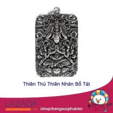 Dây Chuyền Các Đức Phật Hộ Mệnh Bình An May Mắn Phong Thủy DCP01