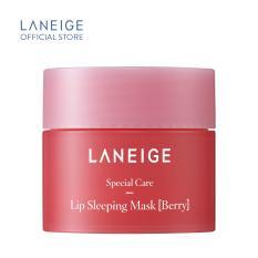 Mặt nạ ngủ dưỡng môi Laneige chính hãng Lip Sleeping Mask phiên bản mini 8G – hương quả mọng berry