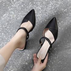 Sục nữ , giày nữ 2p da mềm siêu xinh ( Sục 2 quai )