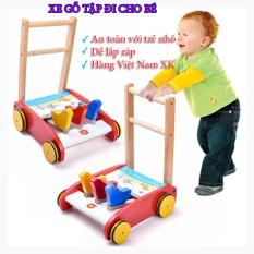 Xe cho bé, xe đồ chơi trẻ em, xe day em be, MUA NGAY xe tập đi cho bé – Xe chắc chắn, có chống trượt – Cùng con những bước đi đầu đời