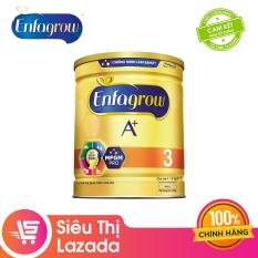 [Siêu thị Lazada] Sữa bột Enfagrow 3 cho trẻ từ 1-3 tuổi (400g) – Cam kết HSD còn ít nhất 10 tháng