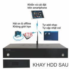 Đầu karaoke Chuyên nghiệp Phòng Hát HDD 4TB SK9108 S