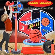 Bộ đồ chơi bóng rổ giành cho bé giúp bé phát triển chiều cao