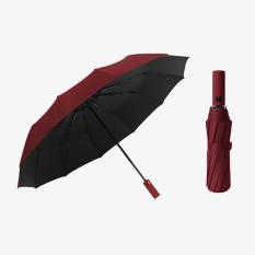 Ô dù che mưa đi nắng gấp mở tự động xếp gấp gọn 2 chiều chống tia UV dùng cho ô tô xe hơi loại 8-12 nan chất lượng tốt VVN1202 verygood việt nam