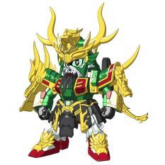 Mô Hình Lắp Ráp Võ Thánh New4all Gundam Quan Vũ A006 – Lego Tam Quốc Diễn Nghĩa