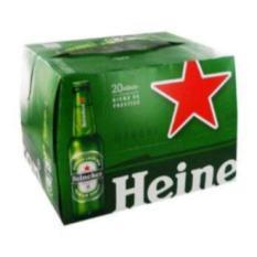 Bia Heineken Pháp thùng 20 chai x 250ml