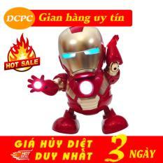 Đồ Chơi Nhảy Đồ chơi điện tử đèn LED Có Âm Thanh Ánh Sáng Âm Nhạc Hành Động -nhảy hay hơn đồ chơi robot nhảyRobot Thông Minh Xoay cho Bé 360 Độ