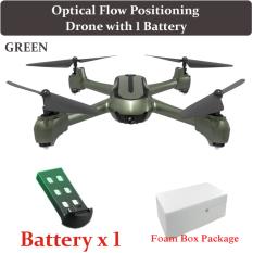 Flycam SMRC S16 4K GPS Định vị quang học ống kính kép
