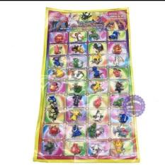 Mô hình pokemon bé 36 con