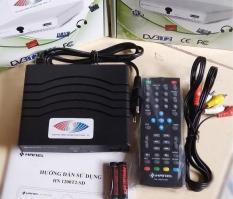 Đầu thu kỹ thuật số mặt đất Hanel DVB-T2 SD giá rẻ