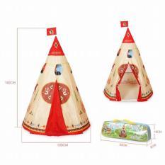 Lều vải họa tiết thổ dân da đỏ dành cho các bé