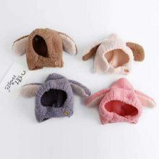 Mũ cho bé – Mũ lông tai thỏ cho các bé – MLTT
