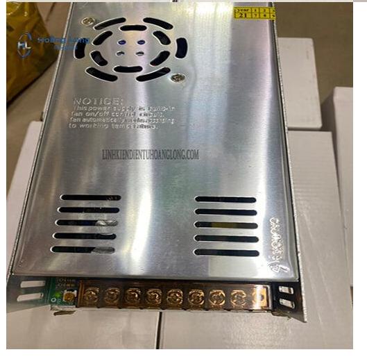 [HCM]Nguồn tổ ong 12V-40A ( Có quạt ) TỐT