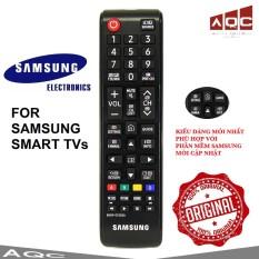 [Nhập ELJAN11 giảm 10%, tối đa 200k, đơn từ 99k]Remote điều khiển tivi Samsung Smart (Model mới nhất – Tặng pin SUOER) BN59-01303A LOGO SAMSUNG HÀNG CHÍNH HANGX