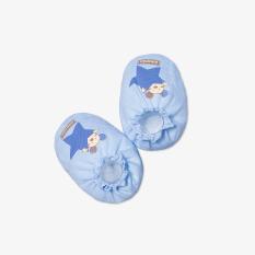 Bao chân bèo ngôi sao xanh – Miomio – Dành cho bé từ 0 – 24 tháng, cam kết hàng đúng mô tả, chất lượng đảm bảo, đa dạng mẫu mã, màu sắc, kích cỡ