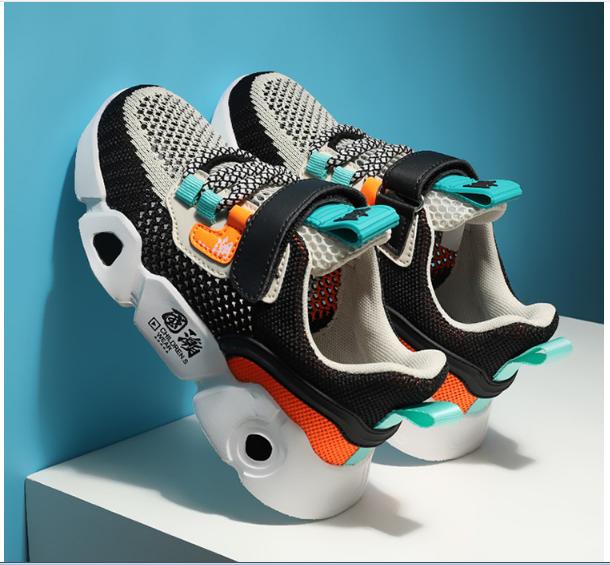 Giày bé trai siêu nhẹ cao cấp – QN217M