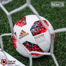 Bóng Đá Uniforia Euro Cup 2021 Size 4 5 Phù Hợp Sân Cỏ Nhân Tạo Và Sân Cỏ Tự Nhiên (Bóng Đúc Da PU Cao Cấp)