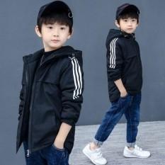 áo khoác gió bé trai, áo khoác cho bé đi chơi, đi học form từ 5 đến 14 tuổi D502