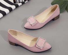 Giày cao gót nữ 3cm đế xuồng mũi nhọn
