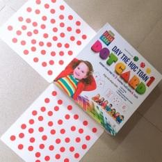 Bộ thẻ DOT CARD dạy bé học toán Tư Duy, Thông Minh hơn