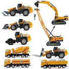Tuyển tập xe đồ chơi mô hình công trình xây dựng cho bé, chất liệu nhựa an toàn, sắc sảo bền và đẹp, giúp bé phát triển kĩ năng và tư duy nhận diện đồ vật xung quanh bé