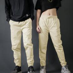 Quần jogger – Quần jogger kaki nam đẹp – Chất vải kaki dày dặn, kiểu dáng thể thao trẻ trung, năng động