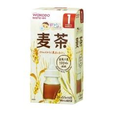 Trà thanh nhiệt wakodo vị lúa mạch dành cho bé từ 1 tháng tuổi Nhật Bản