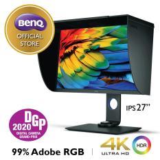 Màn hình máy tính BenQ SW271 27 inch 27 IPS LED 4K UHD HDR 99% AdobeRGB chuyên Đồ Họa