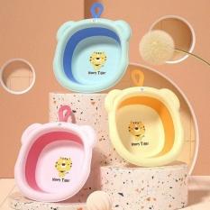 Chậu rửa mặt gấp gọn nhiều hình tiện lợi dễ thương cho bé – BEE KIDS PLAZA