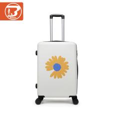 vali kéo du lịch Bamozo FLORIN hoa cúc hot trend 2020 size 20inch/24inch- Bảo hành 5 năm