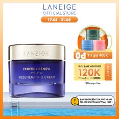 Kem dưỡng chống lão hoá và giúp săn chắc da Laneige Perfect Renew Youth Regenerating Cream 50ML mới – chính hãng