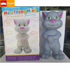 Đồ chơi mèo kể chuyện, đồ chơi con mèo biết nói, đồ chơi con mèo. mèo biết kể chuyện,con mèo