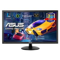 Màn hình chơi game ASUS VP247H – 23,6 inch, Full HD, 1ms, Khử nhấp nháy, Bộ lọc ánh sáng xanh – ASUS VP Series VP247H Monitor