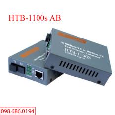 Cặp Converter quang HTB-1100s AB nâng cấp chất lượng – Kèm nguồn