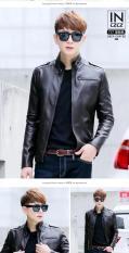 Áo Khoác Da Nam Black Leather Cao Cấp – BN21