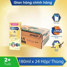 [FREESHIP MAX] Thùng 24 hộp sữa nước Enfagrow 4 vị Vani 180ml cho trẻ trên 2 tuổi – Giới hạn 5 sản phẩm/khách hàng
