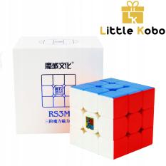 Rubik 3×3 MF3RS3 M 2020 MF3RS V3 M Rubic Nam Châm 3 Tầng Stickerless (Hãng Mod)