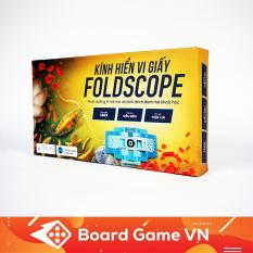 Kính Hiển Vi Giấy Foldscope – Khám phá vi thế giới diệu kỳ