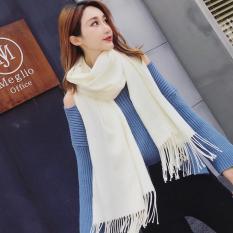 Khăn quàng cổ nam nữ Cashmere chất len dệt mịn 2020 bst1715