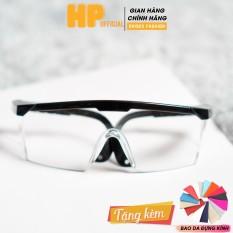 [HCM]Kính bảo hộ chống bụi Mắt kính trong suốt đi đường bảo vệ mắt chắn tia UV thời trang K2