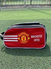 Túi đựng giày thể thao 2 ngăn CLB Manchester United chống thấm nước (Fashion clothes)